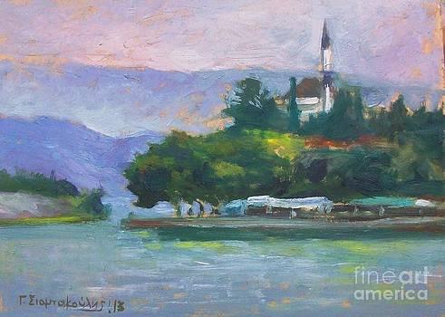 George Siaba - Ioannina Lake