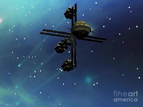 Corey Ford - Ion Starcraft