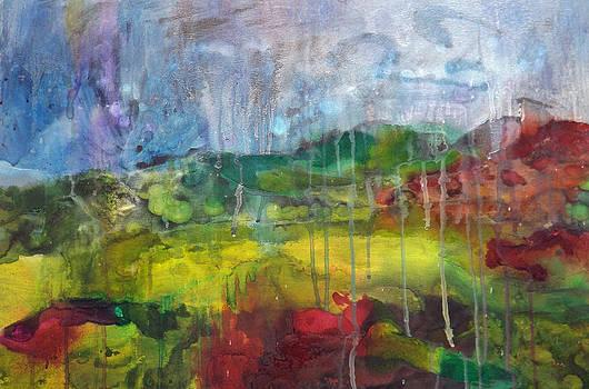 Iowa Landscape III by Shelli Finch