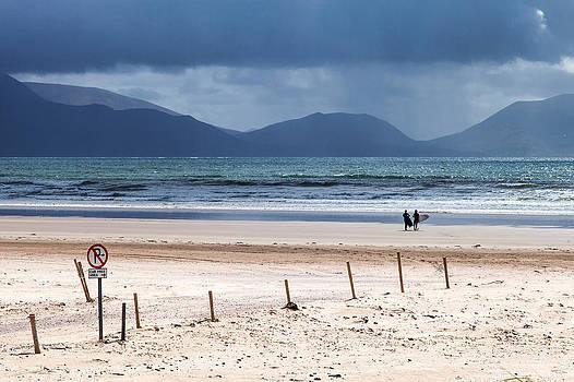 Ireland - Inch Beach by Juergen Klust