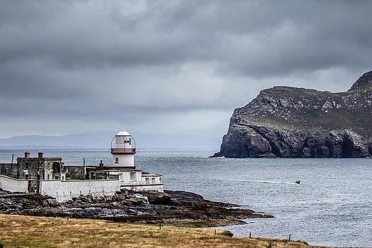 Ireland Lighthouse by Creative Mind Photography