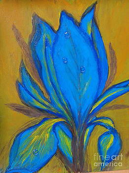 Iris  by Ghee Flores