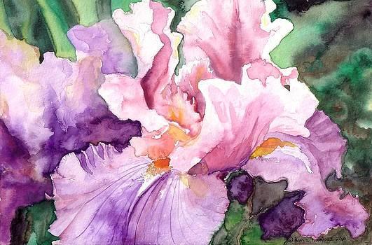 Iris Little John  by Bonnie Fernandez