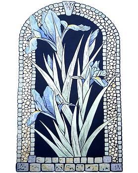 Iris by Sara Bell