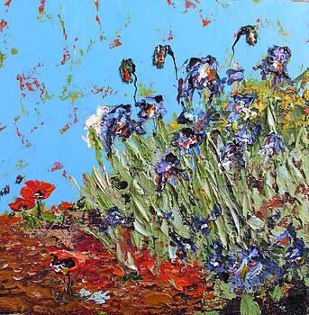 Irises by Ivaylo Georgiev