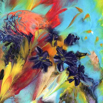 Miki De Goodaboom - Irises