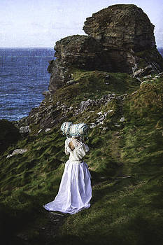 Irish Fairy by MrsRedhead Olga