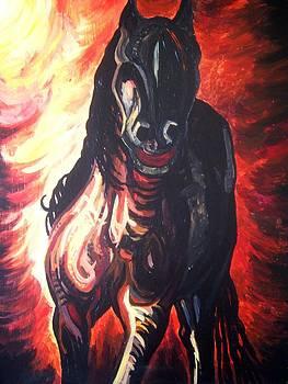 Iron Horse by Vedran V Pasalic