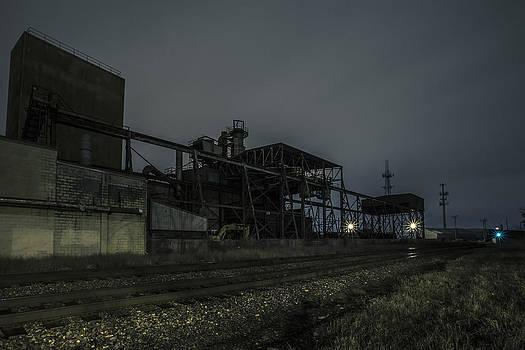 Iron Skeleton by CJ Schmit