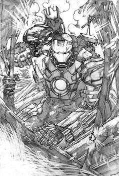 Ironman 2.0 by Dheeraj Verma