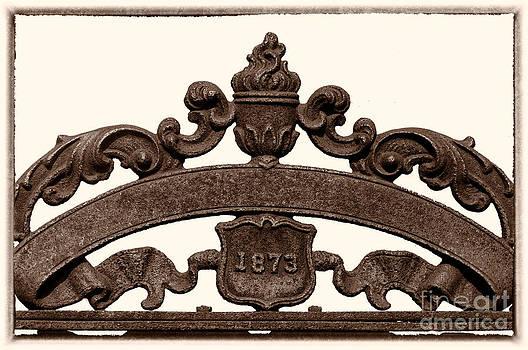 Kathleen K Parker - Ironwork Masonic Cemetery NOLA