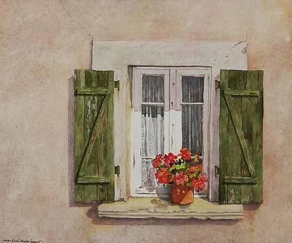 Irvillac Window by Mary Ellen Mueller Legault