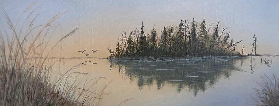 Island calls by Linda Koch