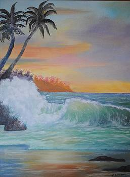 Island in the Sun by James Higgins