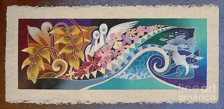 Island Melodies by Maria Rova