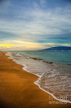Island Morning by Kelly Wade