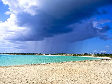 Jennifer Lamanca Kaufman - Island Storm on Rendezvous Bay