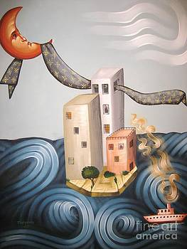 Island by Theodoros Patrinos