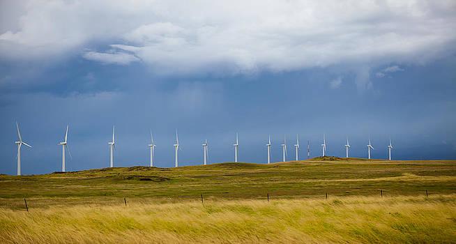 Island Turbines by Ed Cilley