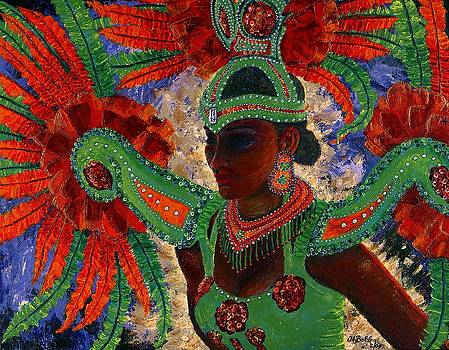 It Looks Like Mardi Gras Time by Margaret Bobb