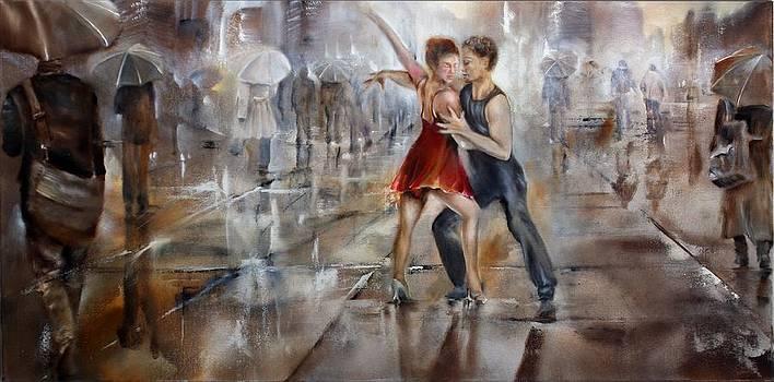 It s raining again by Annette Schmucker