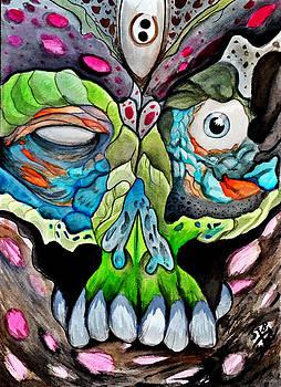 It Spreads  by Ryno Worm  Tattoos