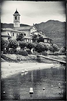 Silvia Ganora - Italian church on Lake Maggiore