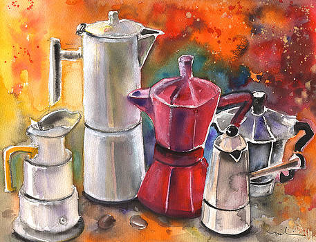 Miki De Goodaboom - Italian Coffee Party