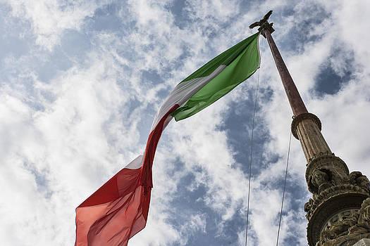 Italian Flag by Sonny Marcyan
