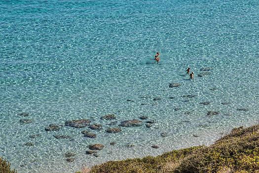Italian Sea by Leonardo Marangi