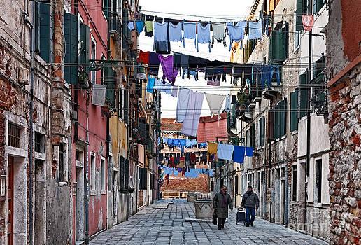 Italian street by Radu Razvan