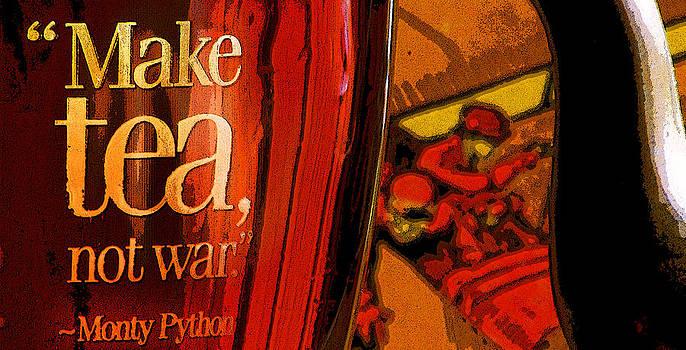 Its Tea Time... by Arthur Miller