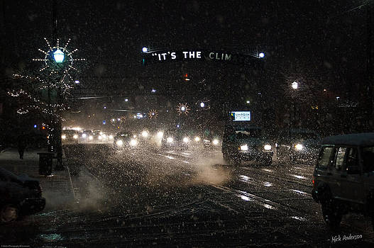Mick Anderson - Its The Climate - Christmas Snow
