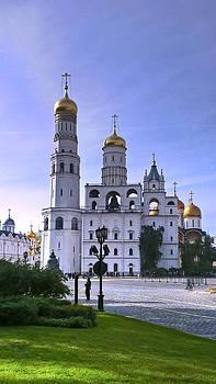 Matt Create - Ivan the Great Belltower and Assumption Belfry