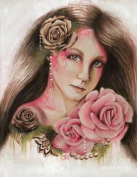 Ivory Rose by Sheena Pike