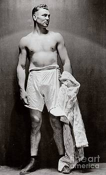 Roberto Prusso - Jack Dempsey