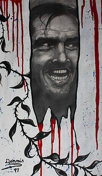 Jack Nicholson by Dennis Nadeau