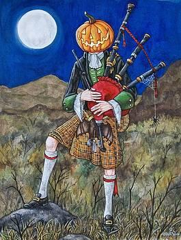 Jack O Piper by Beth Clark-McDonal
