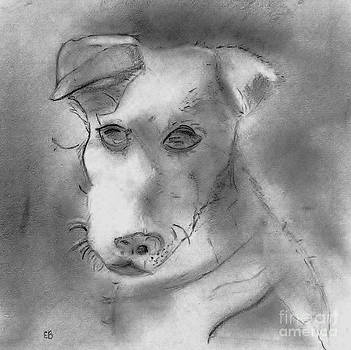 Jack Russell Terrier by Elizabeth Briggs