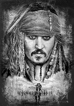 Jack Sparrow by Andrew Read