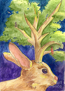 Jackalope by Whitney Morton