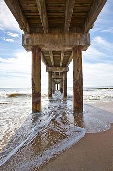 Regina  Williams  - Jacksonville Beach Fishing Pier