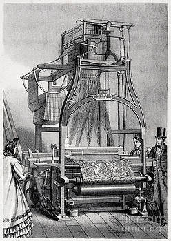 Wellcome Images - Jacquard Loom For Weaving Textiles