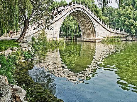 Jade Belt Bridge by Bill Boehm