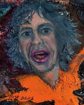 Jaggar Face by Trish Bilich