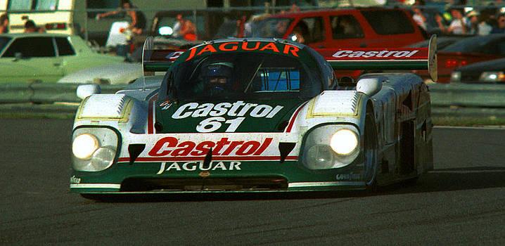 Jaguar Castrol 61 Daytona Imsa by Martin Sullivan