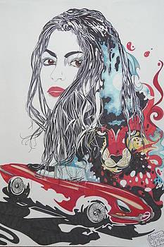Jaguars  by Federico  De muro