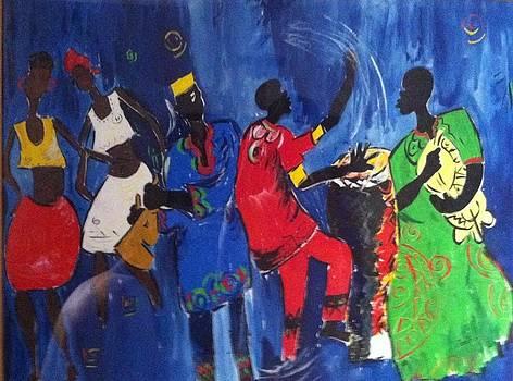 Jamboree  by Zarine Victor