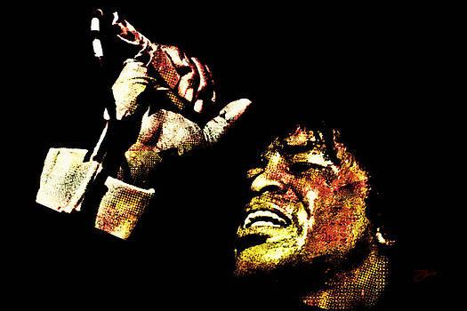 James Brown by Dancin Artworks