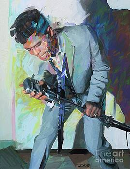 James Brown by Joe Roache